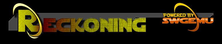SWG Reckoning - PreCU
